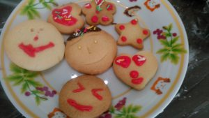 クッキー飾り